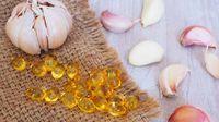 Tips Minum Suplemen Bawang Putih untuk Atasi Kolesterol Lansia