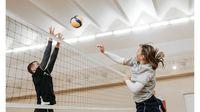 Manfaat Permainan Bola Voli untuk Kesehatan Tubuh