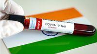 Longgarkan Lockdown, Kasus COVID-19 di India Ketiga Tertinggi di Dunia