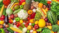 Studi: Makan Sayur dan Buah Minimalkan Risiko COVID-19