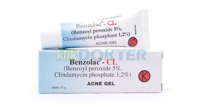 Berapa Lama Penyembuhan Jerawat Dengan Benzolac Cl
