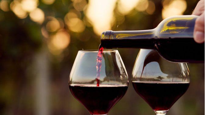 Apakah Minum Red Wine Bisa Bantu Turunkan Berat Badan?