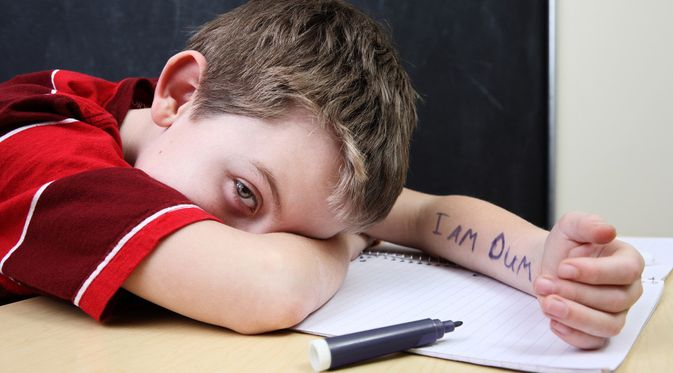 Penyebab Disleksia