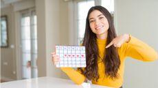 Tips Pakai Kalender Masa Subur untuk Menunda Kehamilan (Aaron Amat/Shutterstock)
