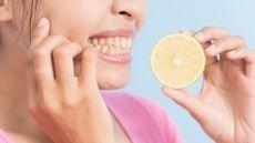 Efektivitas Lemon sebagai Pemutih Gigi Alami