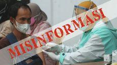 Medfact: Benarkah Vaksin COVID-19 Sinovac Bikin Gangguan Ereksi?