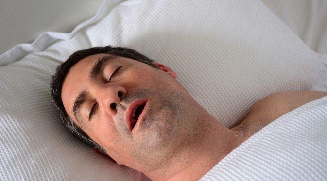 Penyakit Gangguan Pernafasan Saat Tidur Gejala Penyebab Pengobatan Klikdokter Com