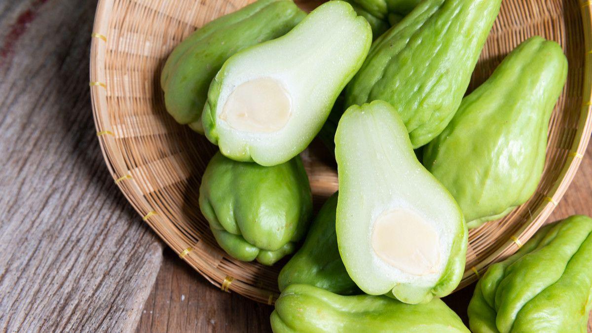 Labu Siam Sayuran Aman Untuk Dimakan Penderita Asam Urat