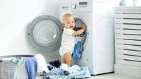 Inilah Cara Mencuci Pakaian Bayi yang Baik (Evegeny Atamanenko/Shutterstock)