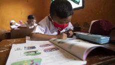 Dianggap Membosankan, Pelajaran Sejarah Ternyata Bermanfaat Bagi Anak (Foto: ANTARA FOTO/Nova Wahyudi/ws)