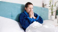 Cara Atasi Hidung Mampet Tidak Kunjung Sembuh Akibat Flu (Kryzhov/Shutterstock)