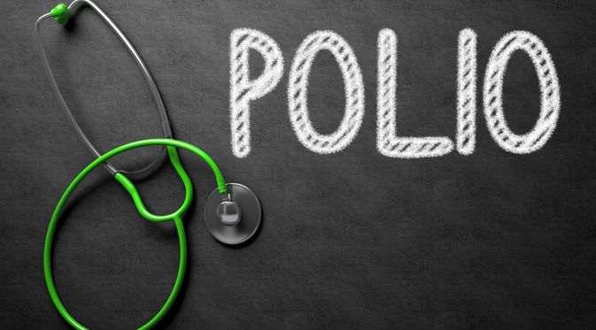 Ilustrasi Pengobatan Polio