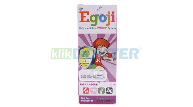 Egoji Sirup