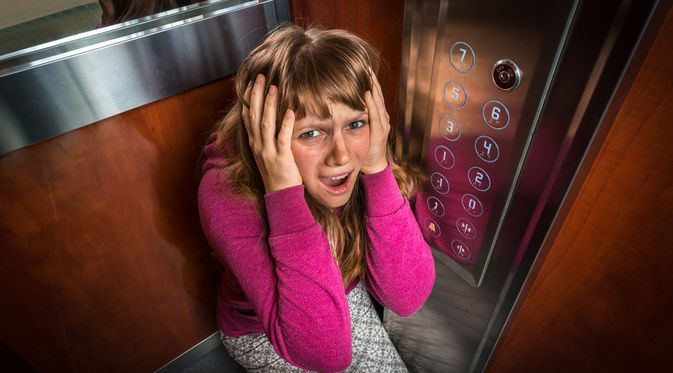 Penyakit Claustrophobia (Andriano.cz Shutterstock)