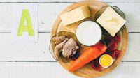 Manfaat Vitamin A pada Anak yang Menderita Campak