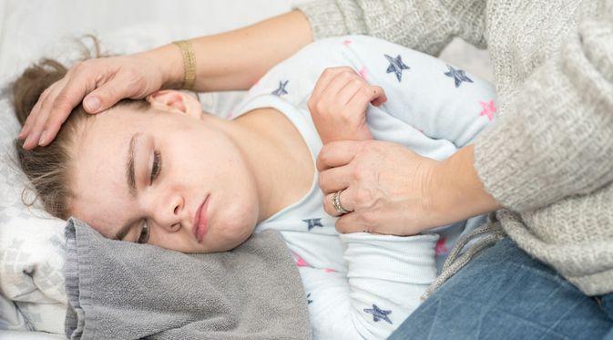 Penyakit Absence Seizure (Goldsithney/Shutterstock)