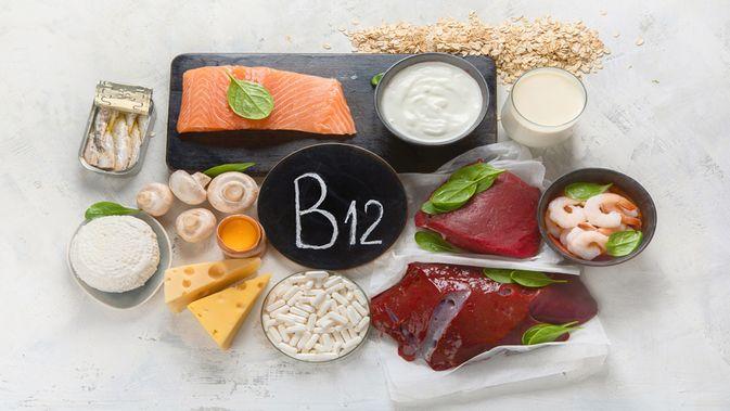 10 Makanan yang Mengandung Vitamin B12
