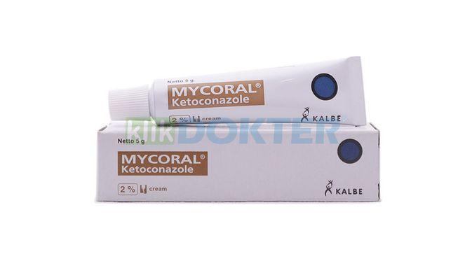 Obat Mycoral Dosis Pemakaian Efek Samping Klikdokter Com