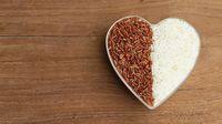 Nasi Merah vs Nasi Putih, Mana Lebih Aman bagi Penderita Diabetes? (Sanit Fuangnakhon/Shutterstock)