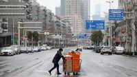 Muncul Kasus COVID-19 Baru, Provinsi Henan, Tiongkok Kembali Lockdown (Foto: AFP/STR)