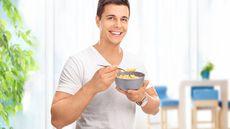 Manfaat Sehat Sarapan Pagi dengan Susu dan Serealia