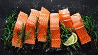 Inilah Manfaat Makan Ikan Salmon
