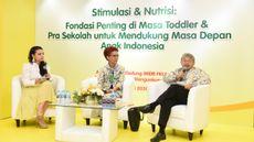 Nutrisi dan Stimulasi Penting bagi Tumbuh Kembang Anak (Nestle)