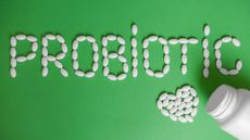 Ilustrasi Probiotik untuk Kesehatan Gigi dan Mulut