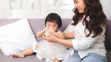 Kapan Si Kecil Boleh Minum Susu Kedelai? (Makistoc/Shutterstock)