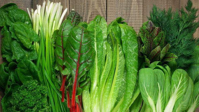 manfaat sayuran hijau cegah penyakit jantung