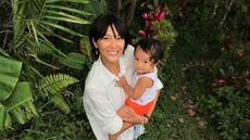 Dominique Diyose, Merasa Utuh & Bahagia Menjadi Seorang Ibu (Dominique-Diyose)