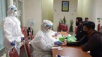 Waspada, Kasus Positif Virus Corona di Jawa Timur Hampir 4.000! (Foto: Liputan6.com/Zainul Arifin)