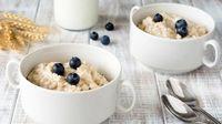 Makan Oatmeal saat Sahur Bisa Bantu Jaga Stamina Berpuasa