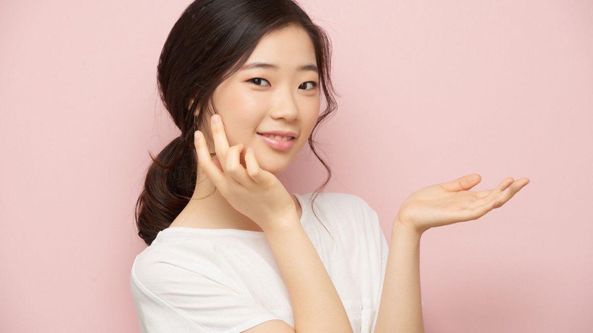 Cara Ini Bikin Wajah Putih Dan Mulus Seperti Artis Korea Info Sehat Klikdokter Com
