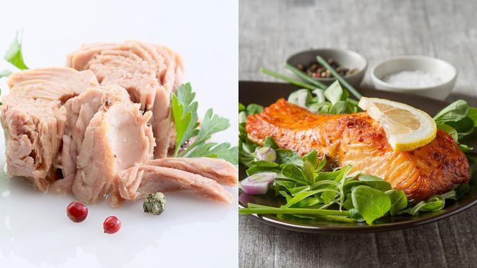 #1 Salmon Atau Tuna? Mana Yang Lebih Baik?