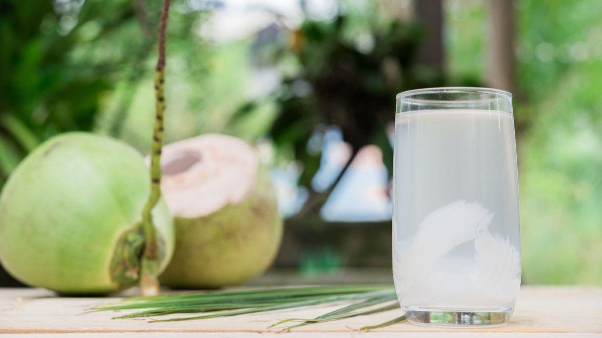 Manfaat Air Kelapa Untuk Kesehatan Jantung