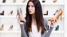 Kiat Pakai Sepatu Hak Tinggi Tanpa Rasa Sakit