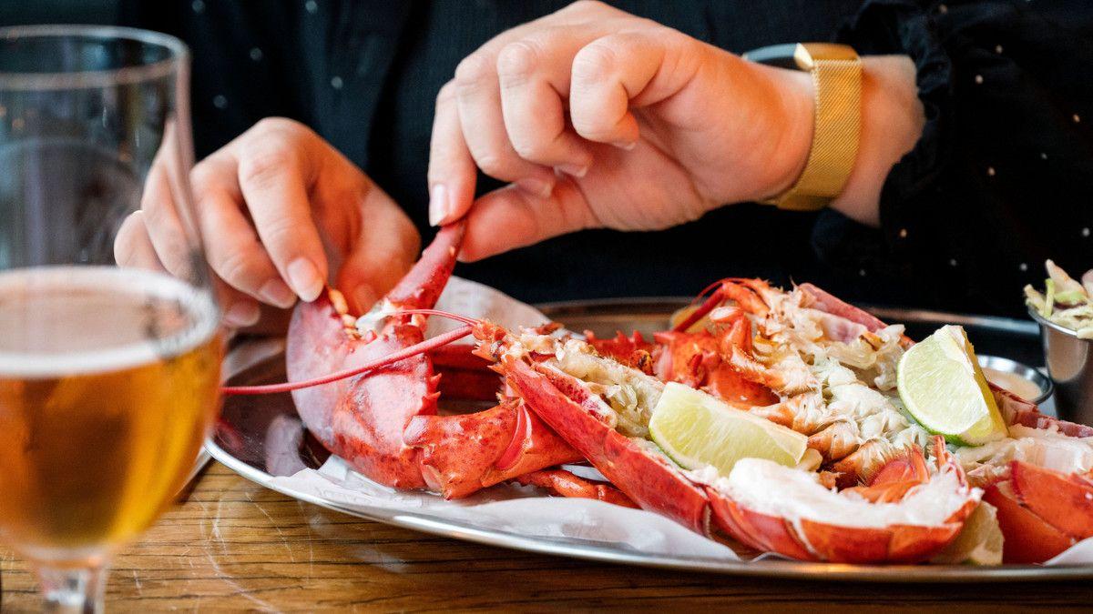 makan lobster