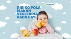 Bolehkah Bayi Diberi Pola Makan Vegetarian?