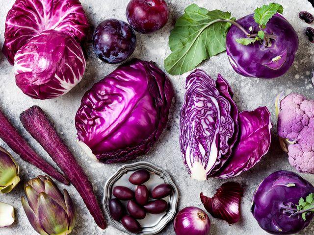 6 Manfaat Sehat dari Sayuran Berwarna Ungu