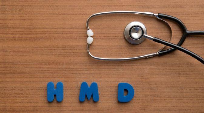 Penyakit Membran Hialin, Hyaline membrane disease (HMD)
