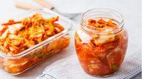 Ibu Hamil Makan Kimchi