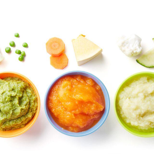 Tekstur Makanan Bayi Sesuai Tingkatan Usia Spesialis Klikdokter Com
