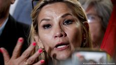 Presiden Bolivia Jeanine Añez Dinyatakan Positif Terinfeksi Virus Corona! (Foto: AP/ N. Pisarenko))