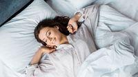 4 Anjuran Posisi Tidur untuk Kesehatan (lightfieldstudios/123rf)
