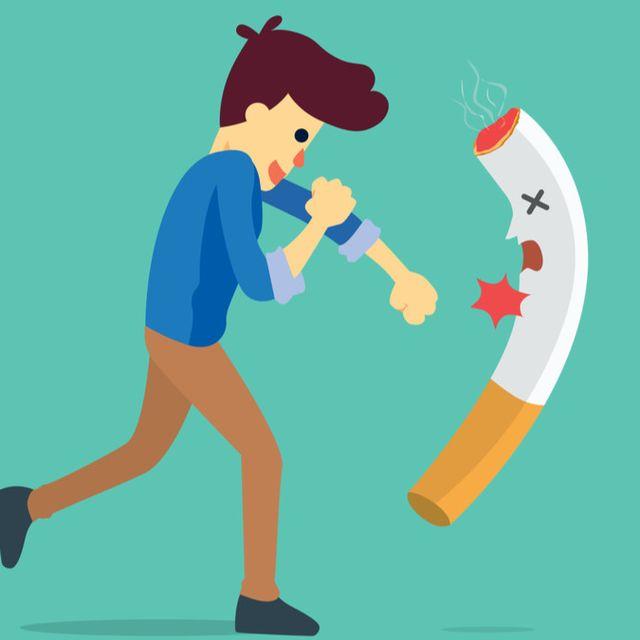 Bahaya Merokok Gambar Animasi 7 Cara Membersihkan Paru Paru Perokok Aktif Dan Pasif