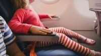 Kiat agar Anak Tetap Nyaman Saat Bepergian dengan Pesawat (NadyaEugene/Shutterstock)