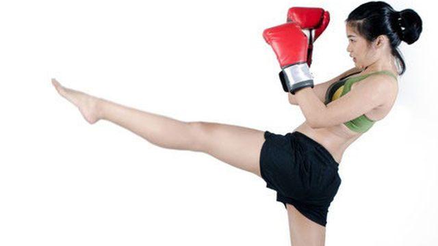 Turunkan Berat Badan dengan Muay Thai