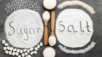 Mana yang Lebih Bahaya, Gula atau Garam? (5 second studio/shutterstock)