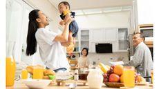 Agar Pertumbuhan Optimal, Ini Tips Penuhi Vitamin D Anak